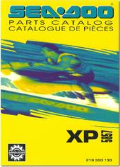 1995 SeaDoo XP (5857) Parts Catalog