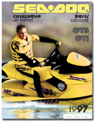 1997 SeaDoo GTS (5818), GTI (5641) Parts Catalog