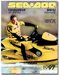 1997 SeaDoo GTX (5642) Parts Catalog