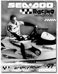 1997 SeaDoo Racing Handbook