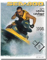1998 SeaDoo GTI Parts Catalog