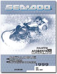 1999 SeaDoo GS Parts Catalog