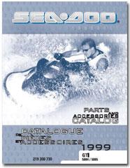 1999 SeaDoo GTI Parts Catalog