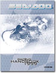1999 SeaDoo Racing Handbook