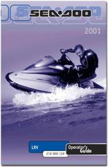 2001 SeaDoo LRV Operator's Guide
