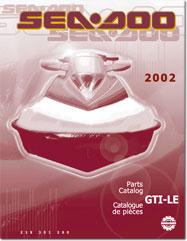 2002 SeaDoo GTI LE