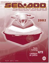 2002 SeaDoo GTI