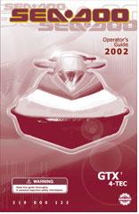 2002 SeaDoo GTX 4-TEC