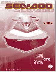2002 SeaDoo GTX