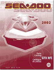 2002 SeaDoo GTX RFI