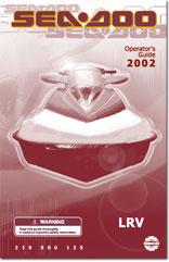 2002 SeaDoo LRV