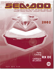2002 seadoo rx di parts catalog free pdf download rh seadoomanuals net