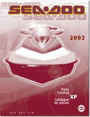 2002 SeaDoo XP