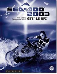 2003 SeaDoo GTI LE RFI