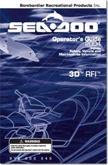 2004 SeaDoo 3D RFI