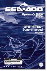 2004 SeaDoo GTX 4-TEC Operator's Guide - FREE PDF Download!