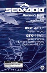 2004 SeaDoo 4-TEC, GTX 4-TEC