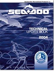2004 SeaDoo Technical Update Book
