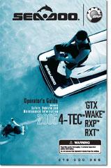 2005 SeaDoo 4-TEC GTX, WAKE, RXP, RXT