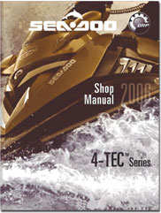 2006 seadoo gti gti se gtx supercharged limited wake rxp rxt rh seadoomanuals net 2006 sea doo gti se service manual 2006 Sea-Doo GTI 130