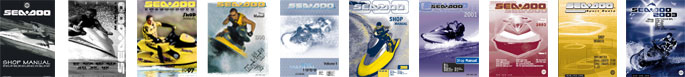 SeaDoo Manuals