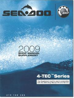 Sea Doo Gti Se155 manual